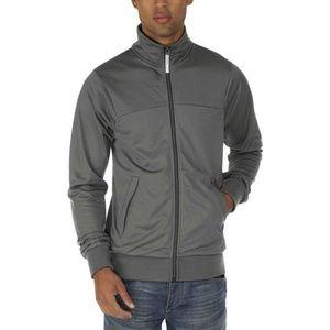 Jacket XL Men's Bench Grey Zip Up Coat Track NWT